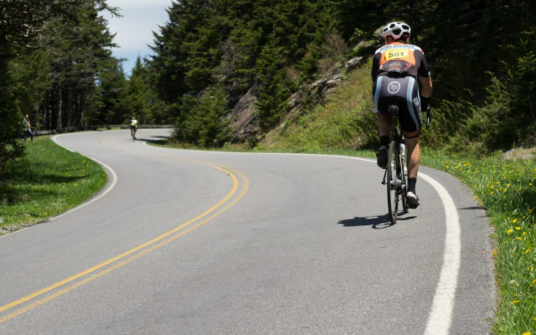Assault on Mt Mitchell Training 2017